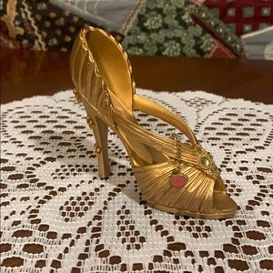 Marilyn Monroe Limited addition collectible shoe